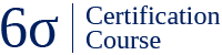 Six Sigma Certification Course